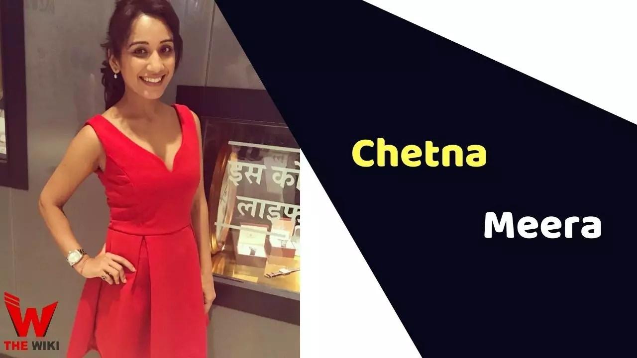 Chetna Meera (Actress)
