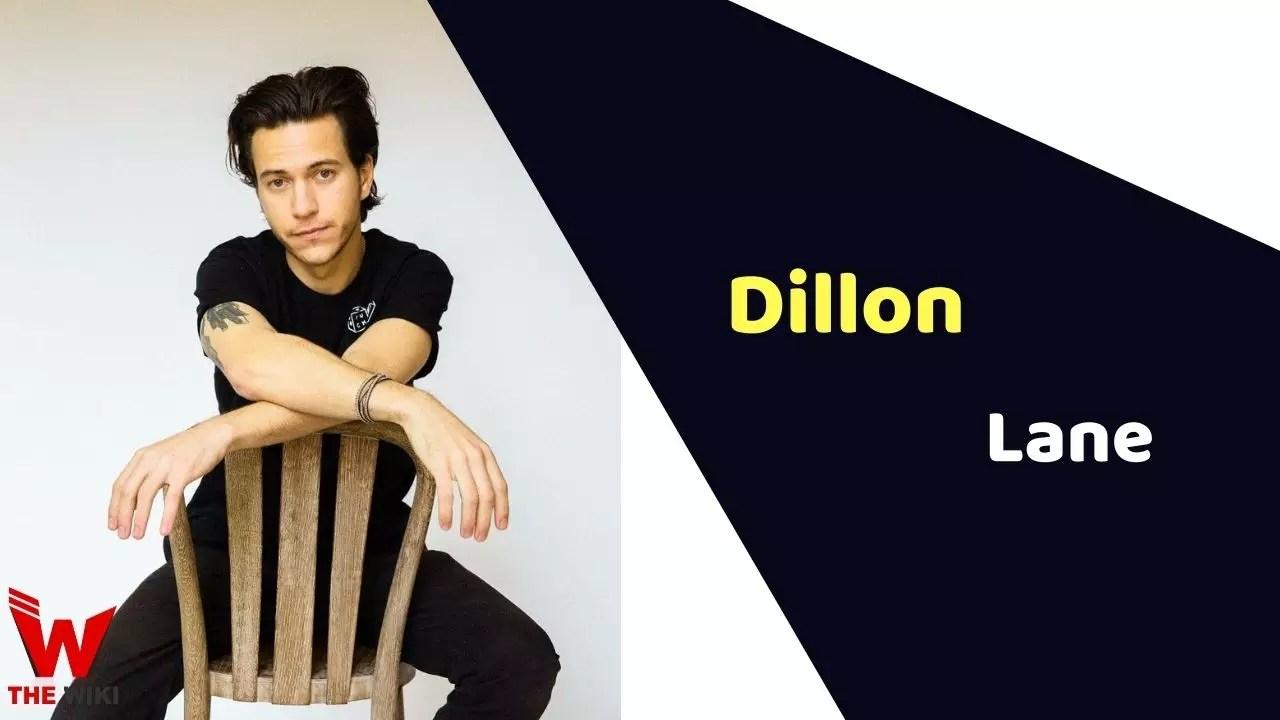 Dillon Lane (Actor)