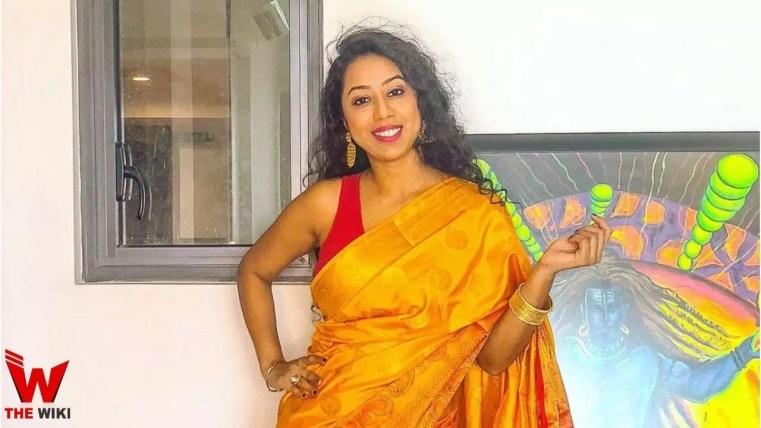 Meenal Shah (Actress)
