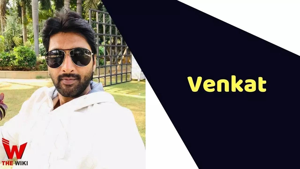 Venkat (Actor)