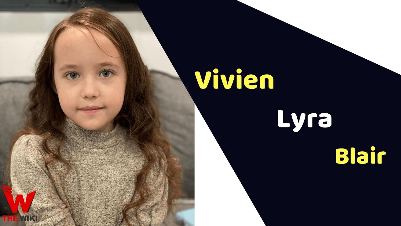 Vivien Lyra Blair (Actress)