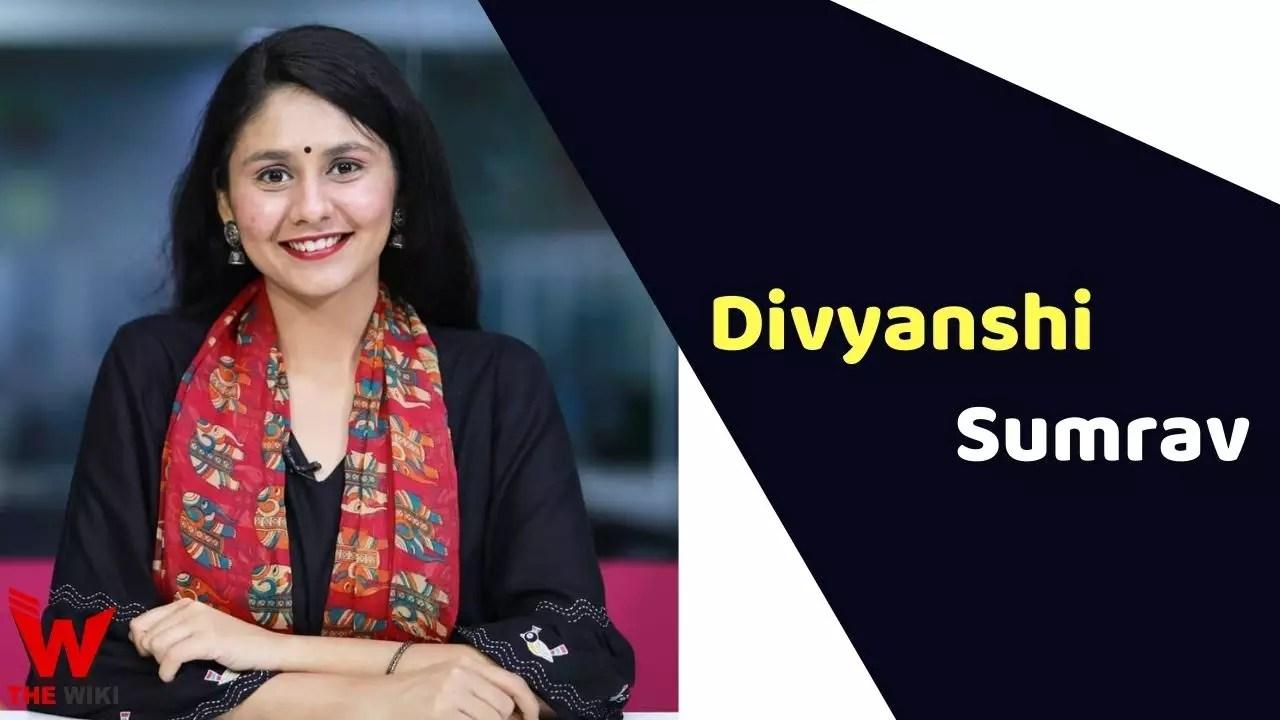 Divyanshi Sumrav (Journalist)