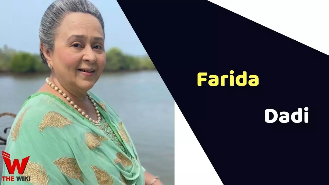 Farida Dadi (Actress)