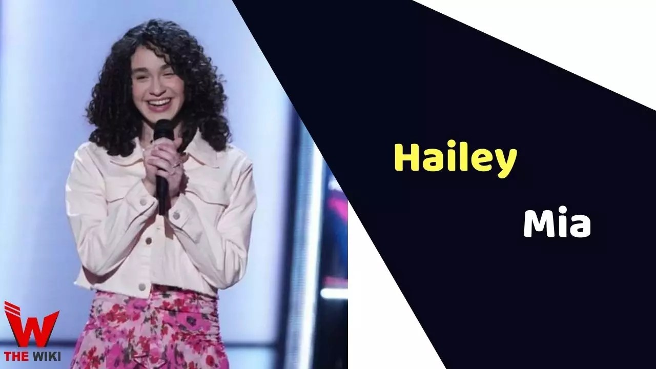 Hailey Mia (The Voice)