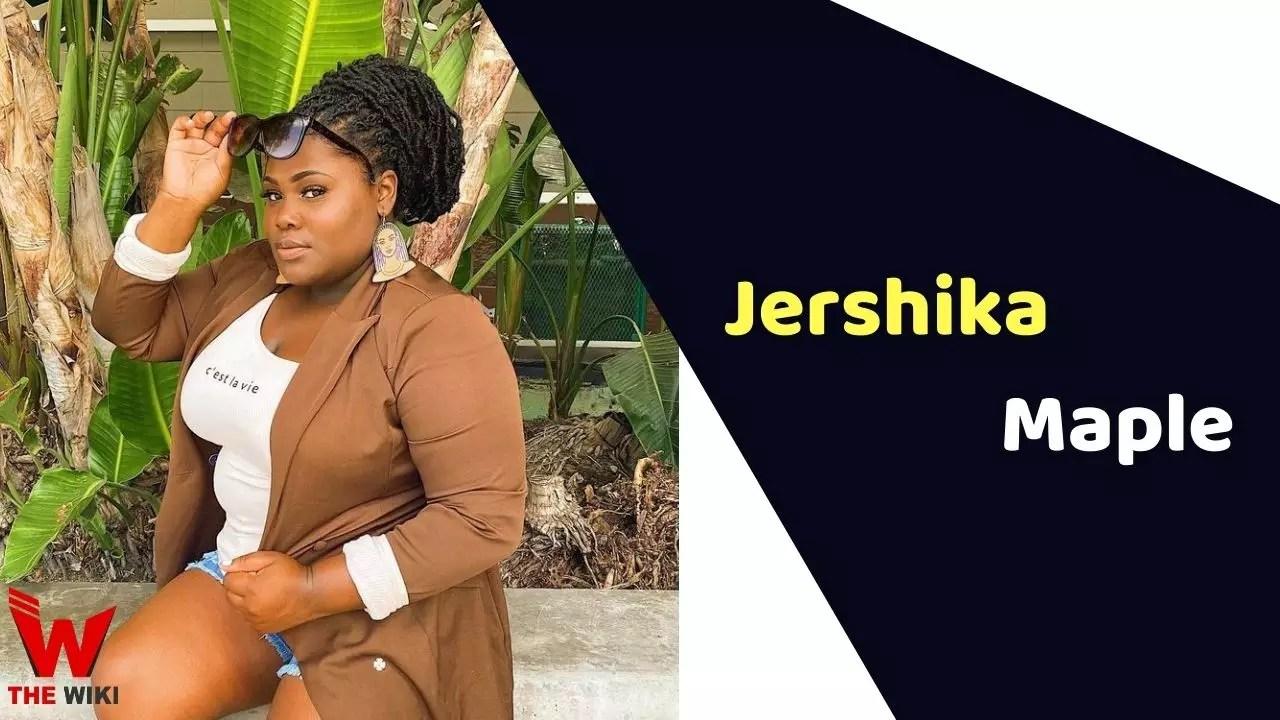 Jershika Maple (The Voice)