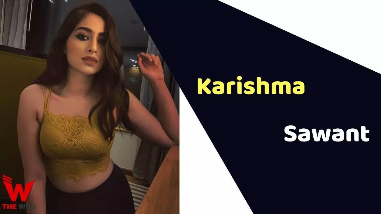 Karishma Sawant (Actress)