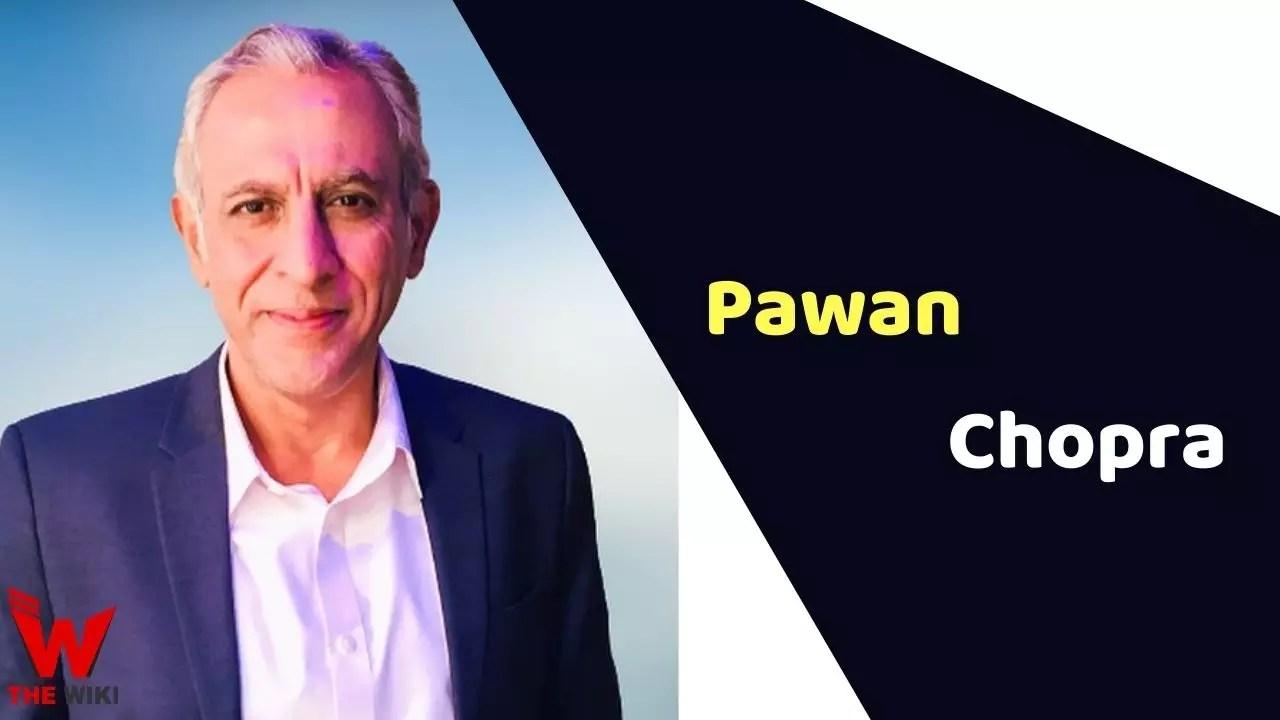 Pawan Chopra (Actor)