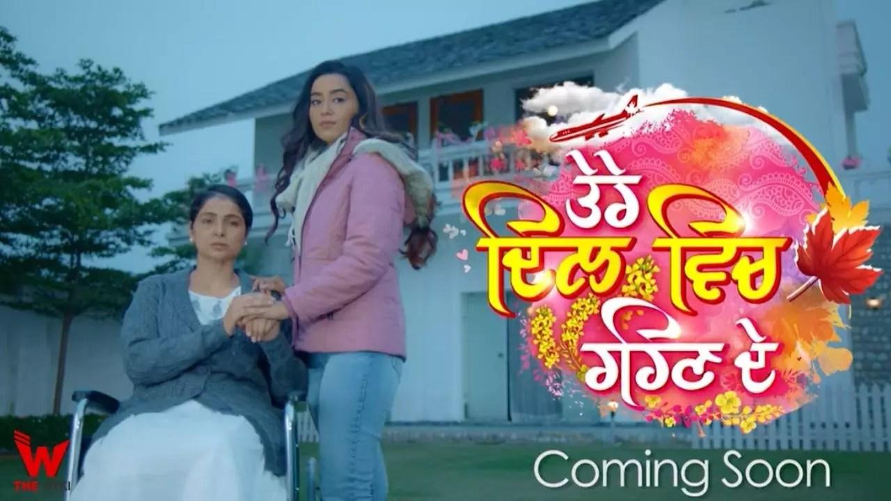Tere Dil Vich Rehan De (Zee Punjabi)
