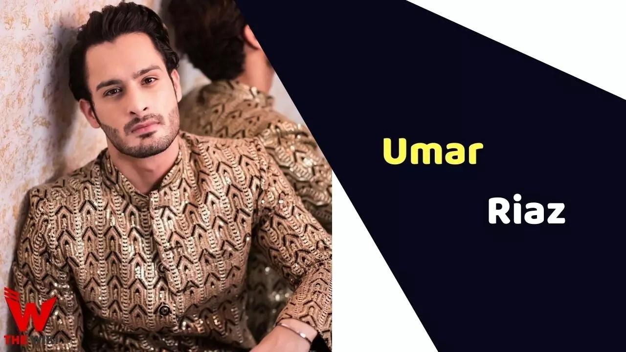 Umar Riaz (Actor)