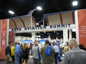 AOPA Summit Forth Worth, TX 2013