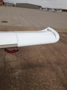 Cirrus SR22 G2 Wing Tip