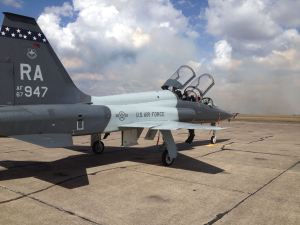 U.S. Air Force T-38, credit wikiWings