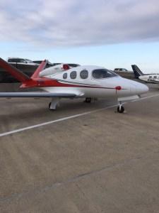 Cirrus SF50 Jet, Addison, TX photo credit wikiWings