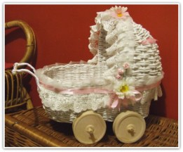 wózek dla Oli
