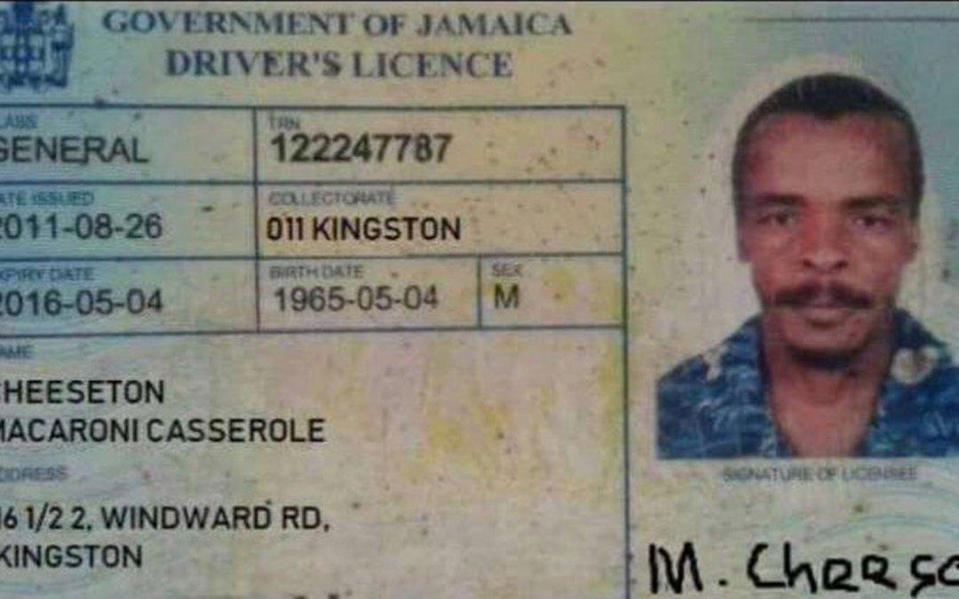 """Jamaica's """"Wey Macaroni ah guh?"""" meme is hilarious!"""