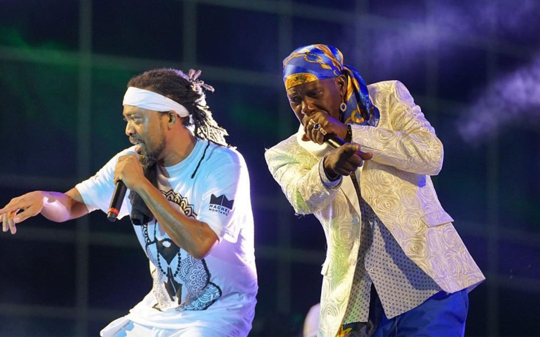 Machel Montano & Super Blue Win Trinidad & Tobago's 2018 Road March
