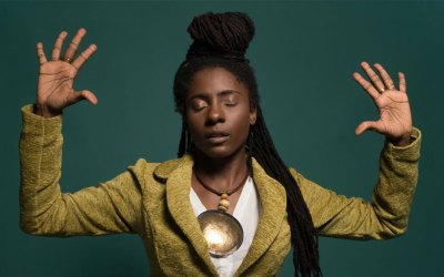 "Jah9 Advocates For Spiritual Healing On ""Note To Self"" Album"