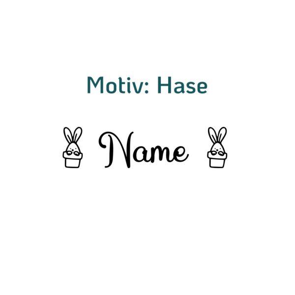 Motiv -Hase