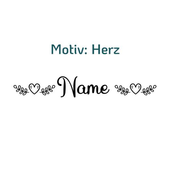 Motiv -Herz