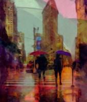 Umbrellas in a Magic City
