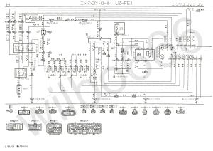 1uz Wiring Diagram  Somurich