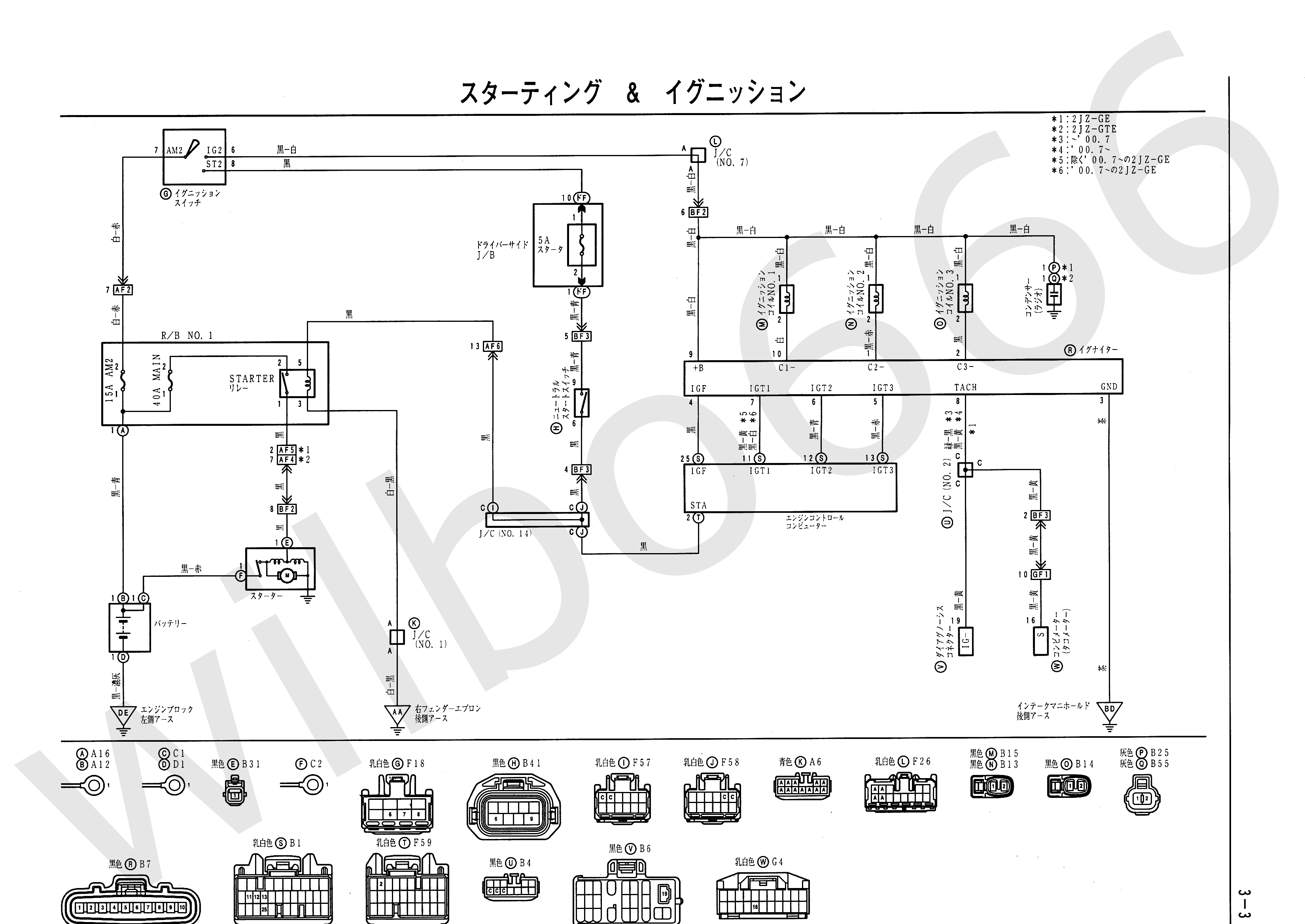 Bmw E46 Fuel Injectors Wiring Diagram