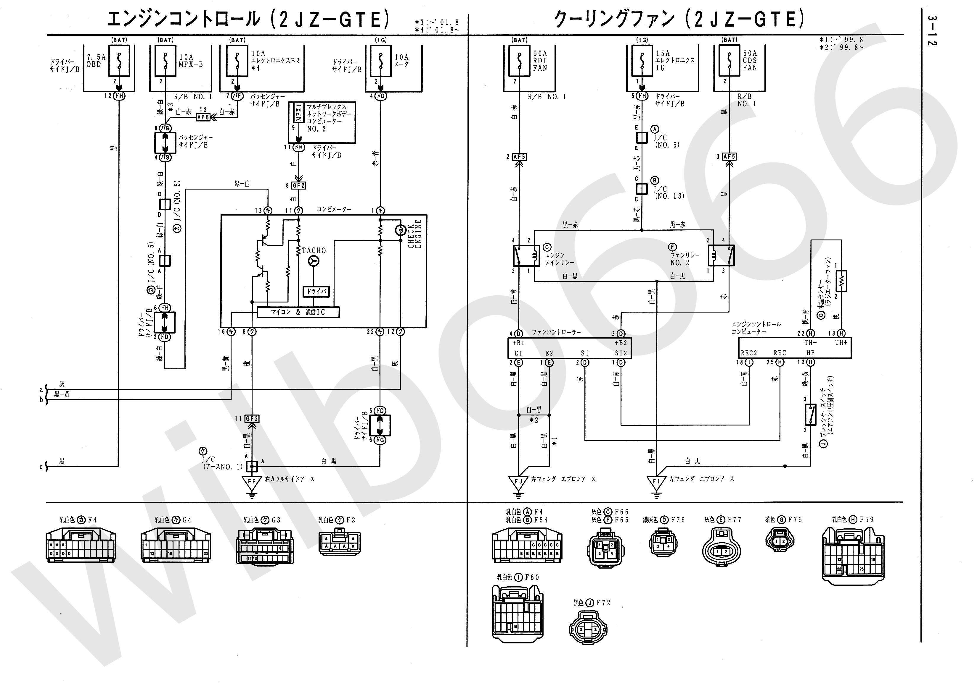 Toyotum Coaster Wiring Diagram
