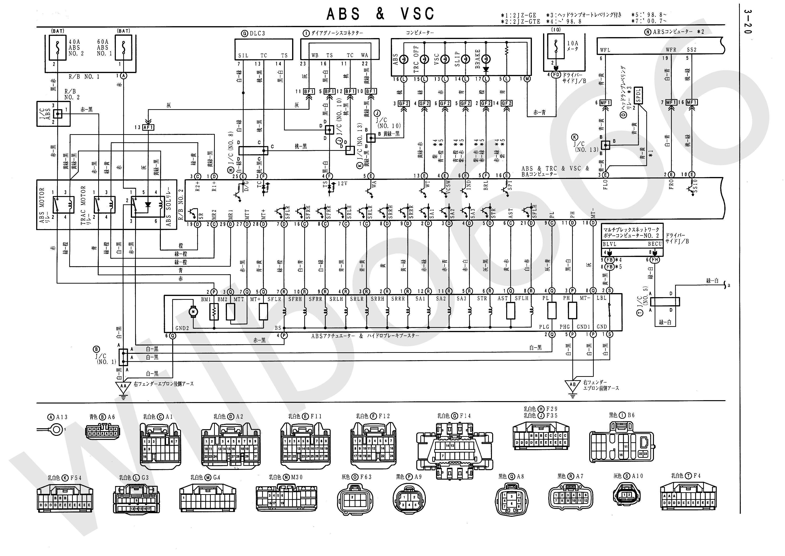 For Allison Wiring Schematic