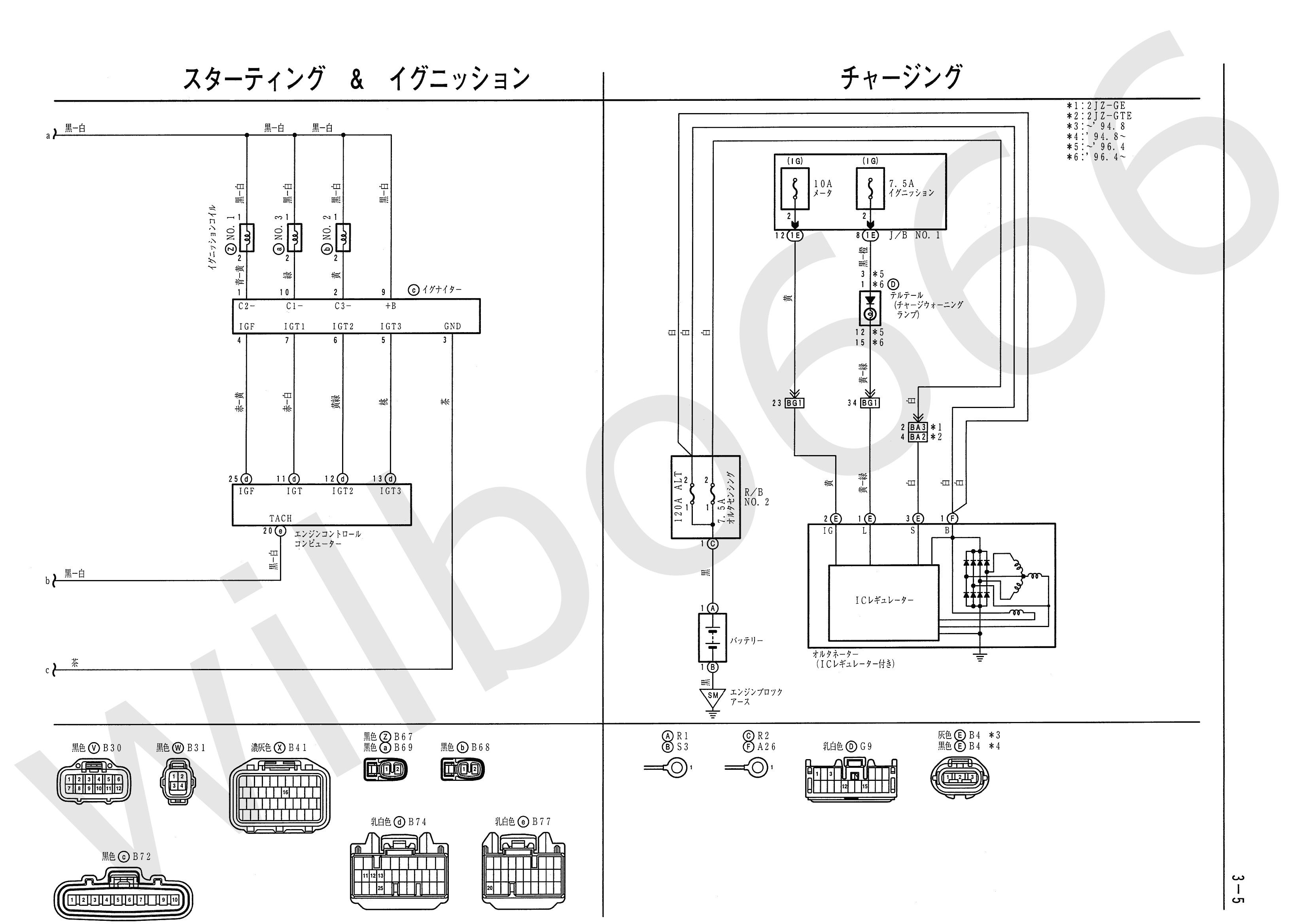 2gr Fe Mk2 Mr2 Wiring 21 Diagram Images Diagrams Toyota Jza80 Electrical 6742505 3 5resize6652c471 Wire Sw20