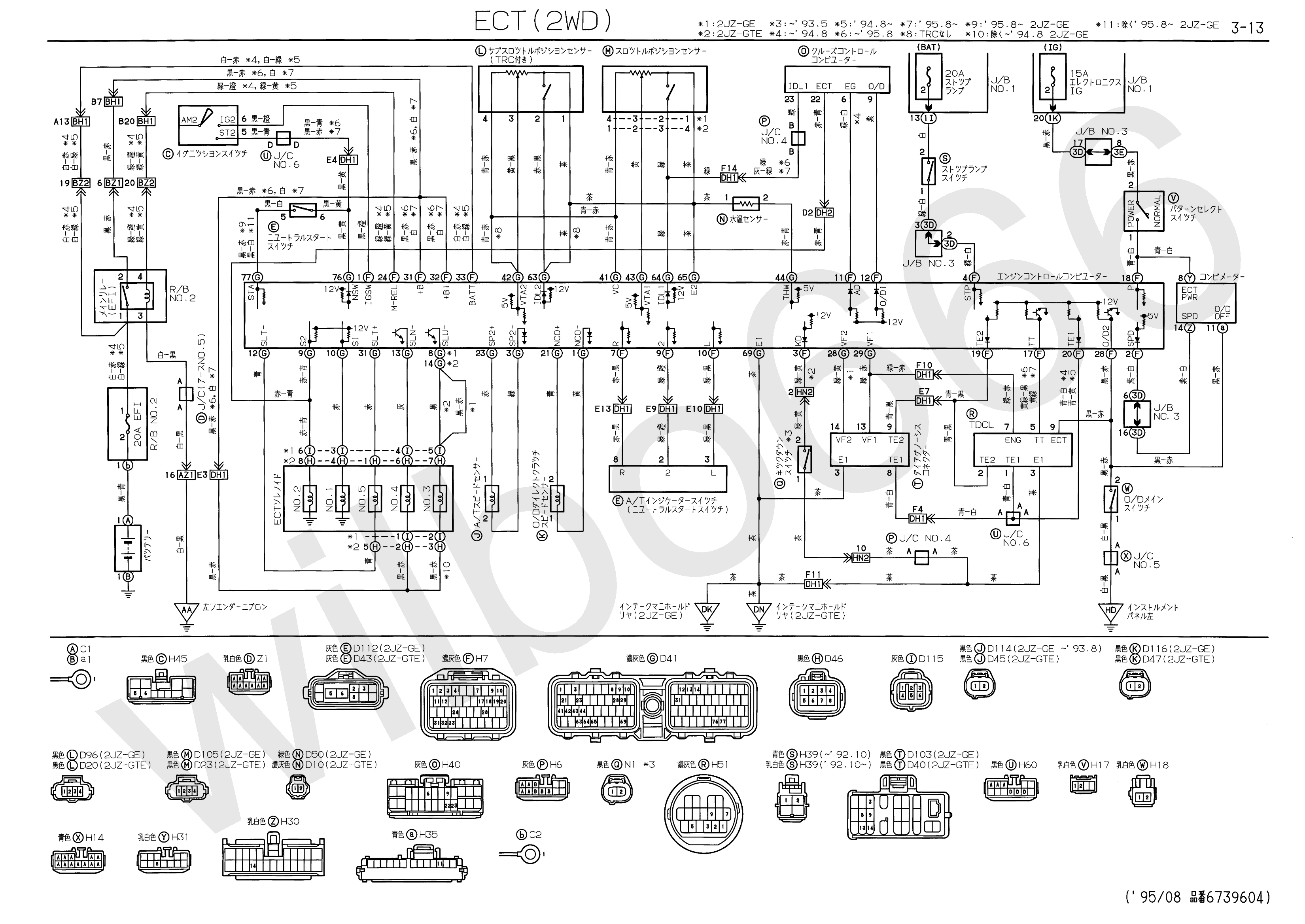 Allison Transmission Ecu Wiring Diagram