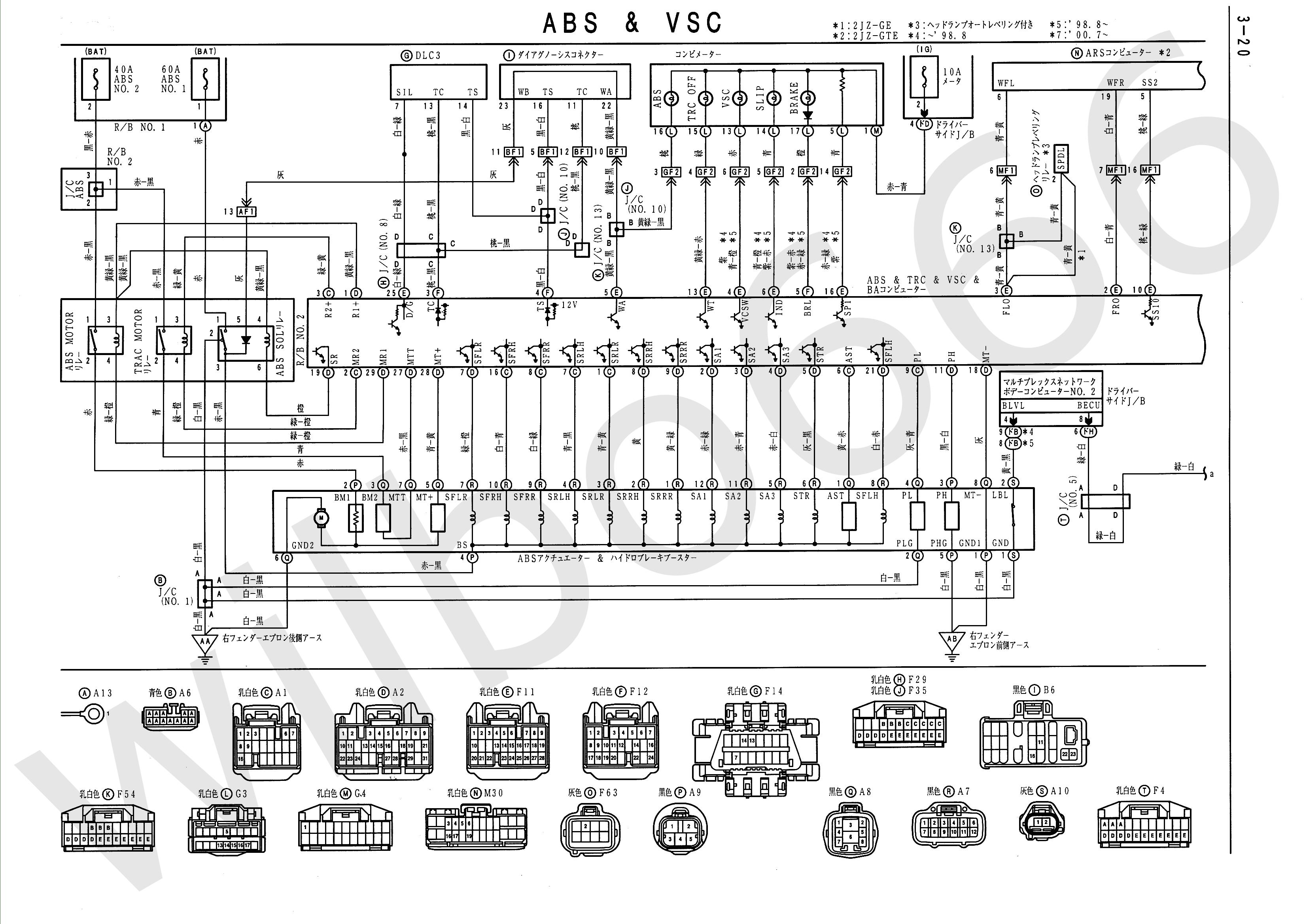 Jzx90jzz30 1jzgte Wiring Diagram  Somurich