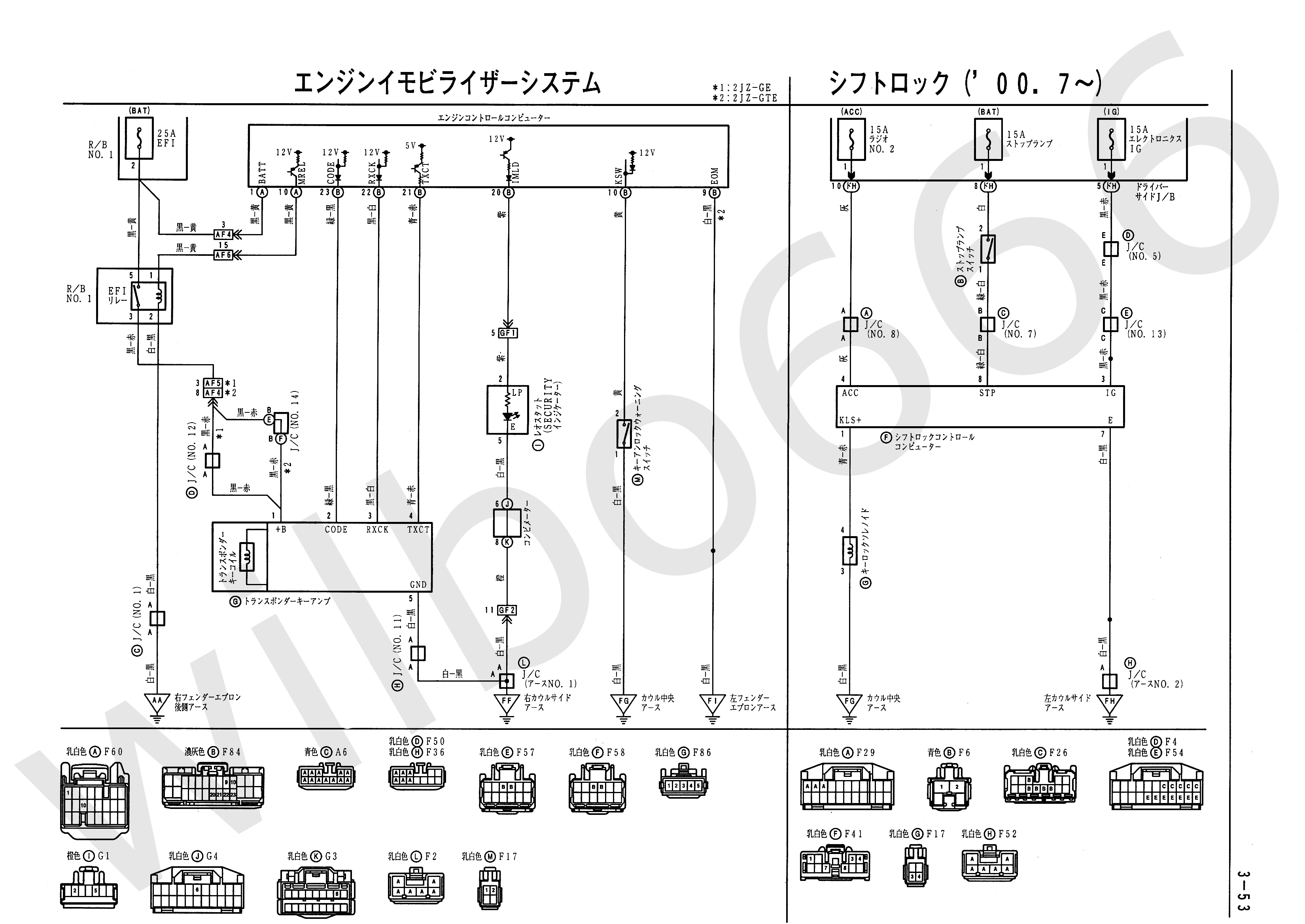 Wiring Diagram For Toyotum Estima