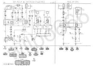 wilbo666  1UZFE UZS143 Aristo Engine Wiring