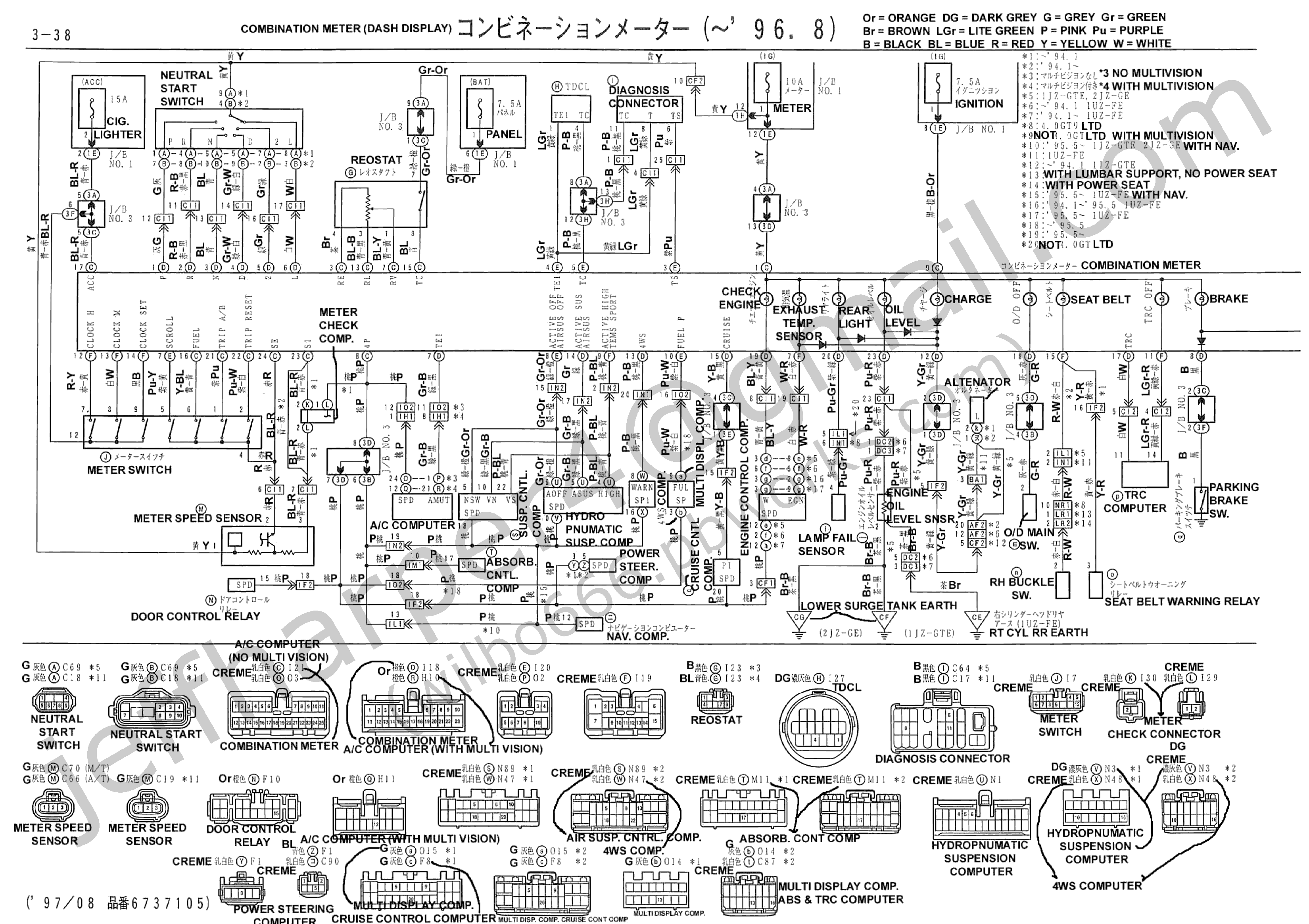 1999 Pontiac Grand Prix Radio Wiring Diagram : 44 Wiring