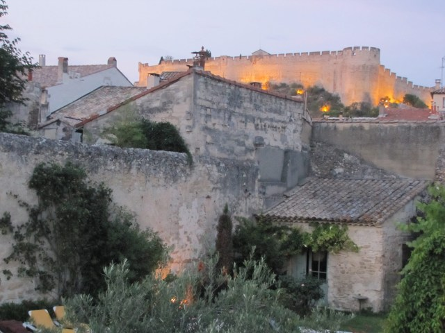 Fort View, Villeneuve-lès-Avignon, France