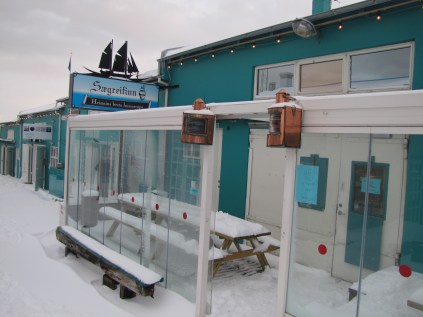 Sægreifinn Restaurant, Reykjavik, Iceland