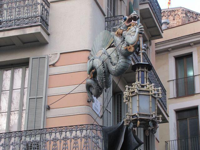 Las Ramblas Ornament, Barcelona