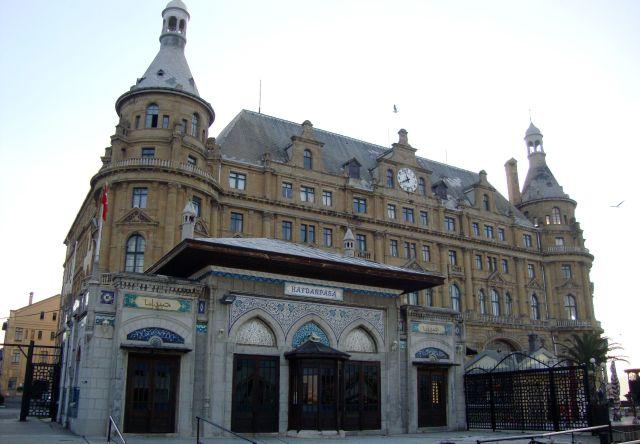 Haydarpasa Station, Istabul