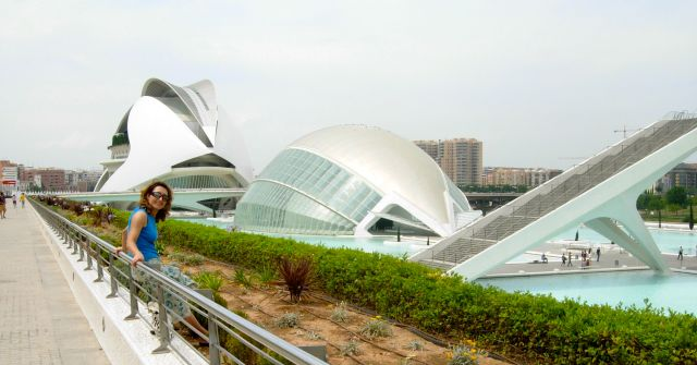 Valencia Science Park, Spain