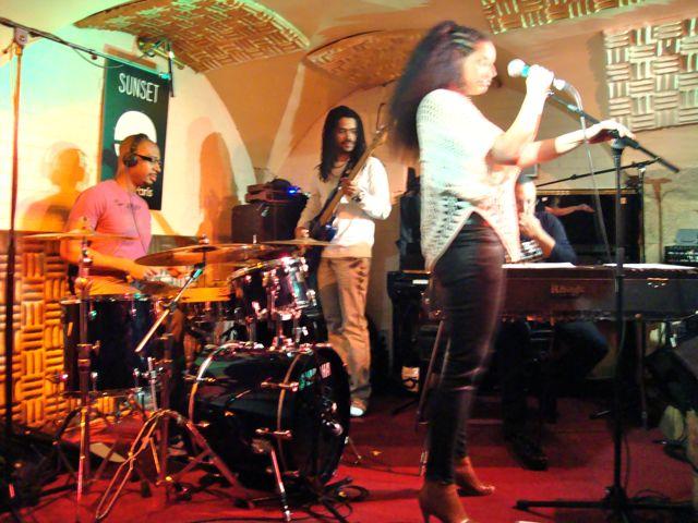 Sunset Jazz Club, Paris