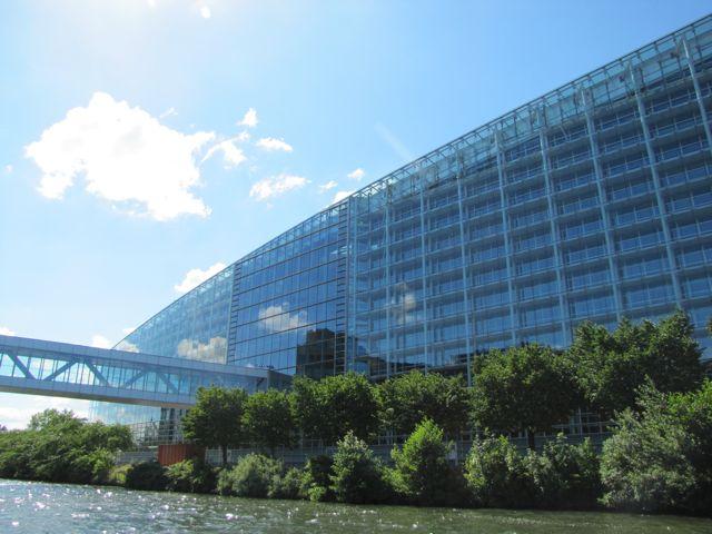 European ParliamentBuilding, Strasbourg, France