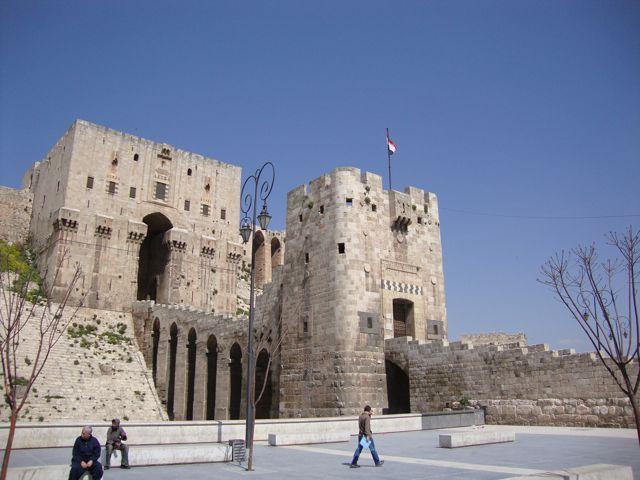Aleppo Citadel2