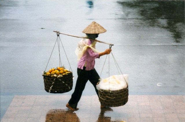 Fruit Carrier, Hanoi