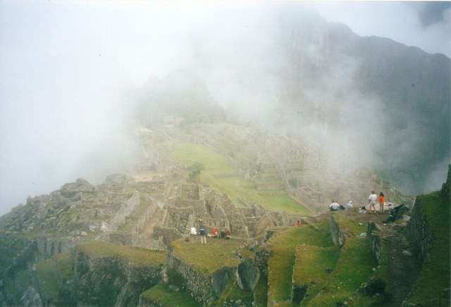 Machu Picchu Mist, Peru