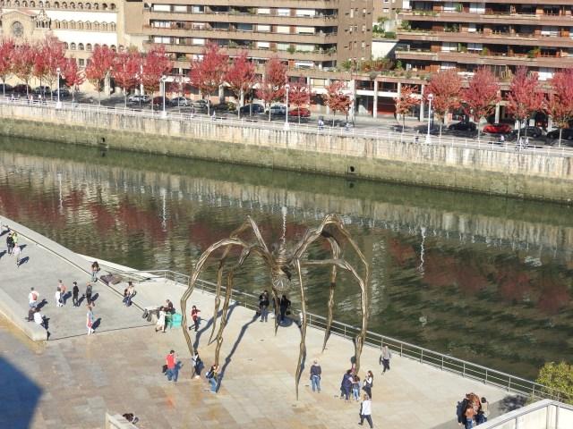 Arachnid Sculpture, Bilbao