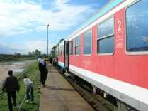 Albania Train