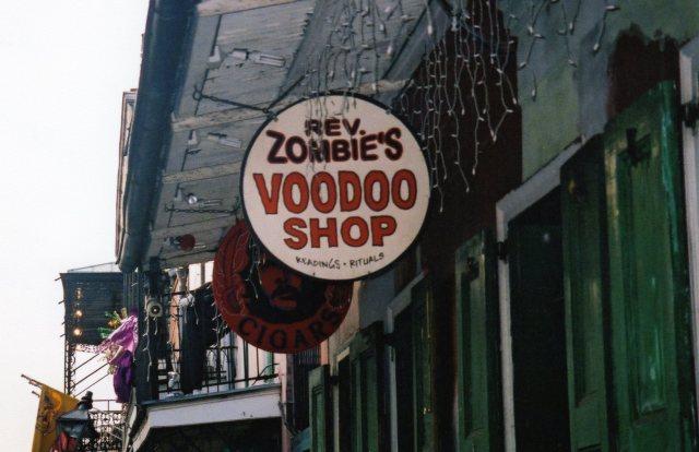 Bourbon Street 2 New Orleans