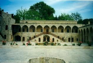 Beit Eddine Palace