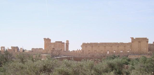 Temple of Bel 3 Palmyra