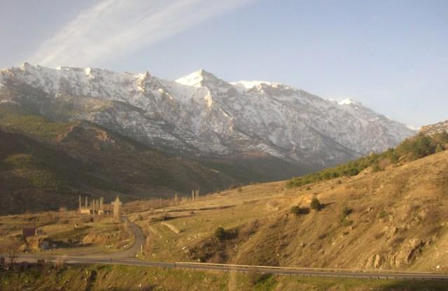 Toros Mountains Turkey